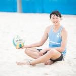 第7回 自分を軸に、人生を楽しむ/松葉洋弥さん(ビーチバレーボール選手)