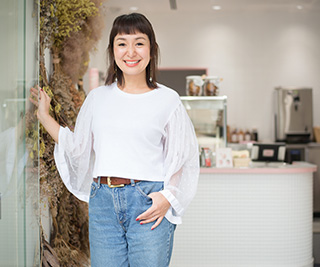 株式会社ブラウンシュガーファースト 代表取締役/荻野 みどりさん